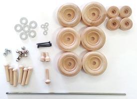 Construction-Grade Motor Grader Project Kit