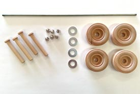 Construction-Grade Skid Loader Project Kit