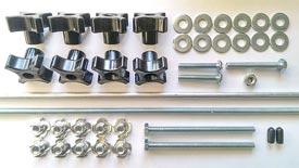 5 Essential Tablesaw Jigs Hardware Kit