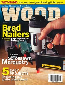 WOOD Issue 124, June 2000