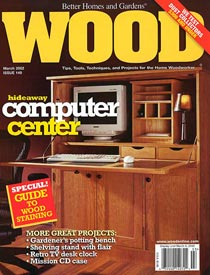 WOOD Issue 140, March 2002