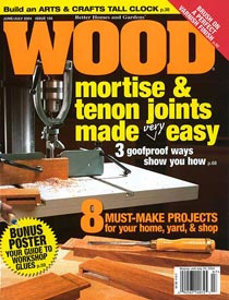 WOOD Issue 156, June/July 2004