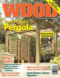 WOOD Issue 198, July 2010