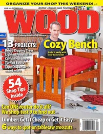 WOOD Issue 200, October 2010