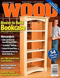 WOOD Issue 206, September 2011