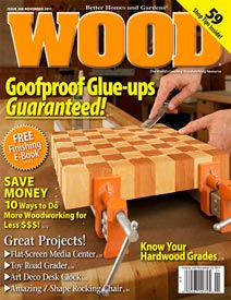 WOOD Issue 208, November 2011