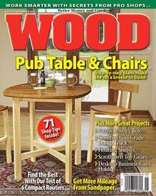 WOOD Issue 215, November 2012