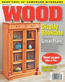 WOOD Issue 232, May 2015