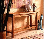 Southwest Trio of Tables : Large-format Paper Woodworking Plan