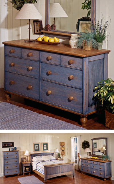 Country fresh dresser woodworking plan from wood magazine - Woodworking plans bedroom furniture ...