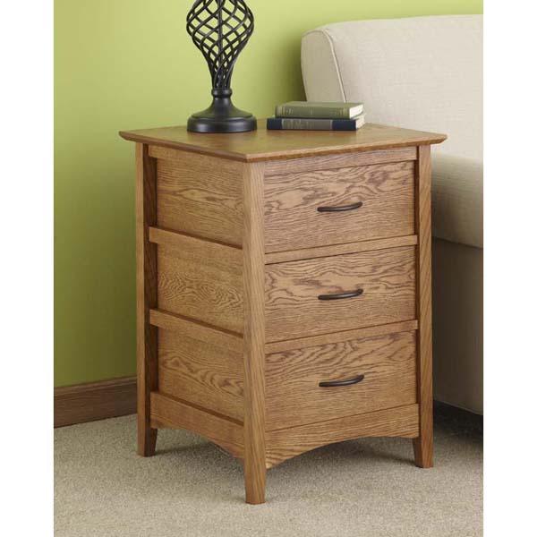 Elegant Woodworking Plans Side Table