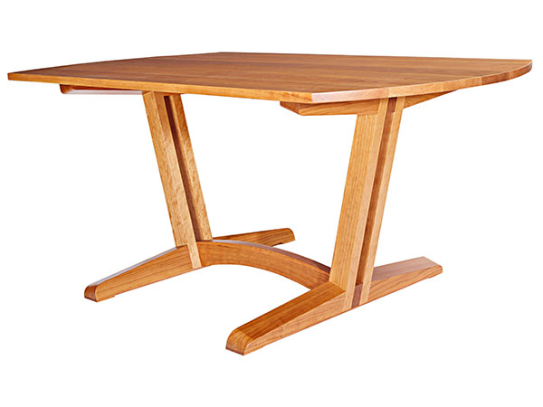 Modern Dining Table Plans: Contemporary Dining-Room Table Woodworking Plan From WOOD