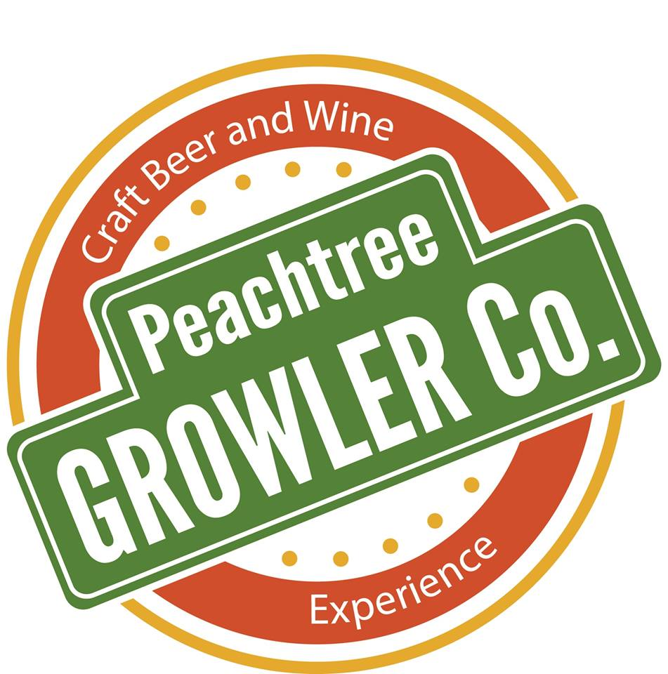 Image result for peachtree growler logo