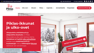 piklas.fi Screenshot