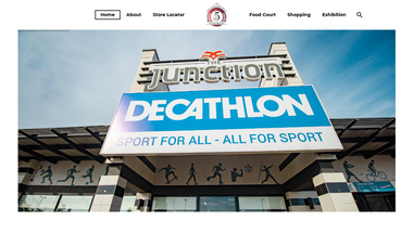 thejunctionmall.com.gh Screenshot