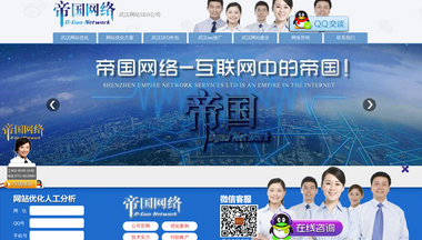 wuhanseo.net Screenshot