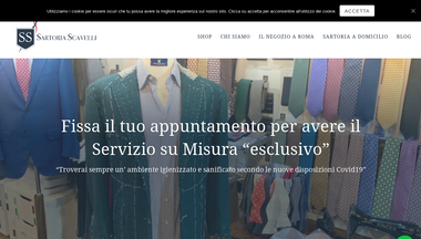 stage.sartoriascavelli.it Screenshot