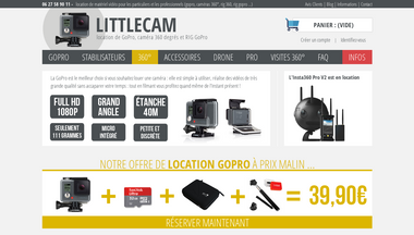 littlecam.fr Screenshot