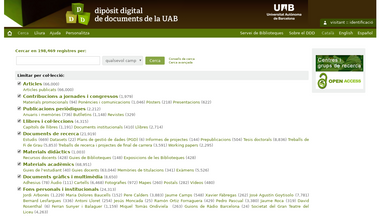 ddd.uab.es Screenshot
