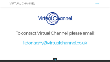 virtualchannel.co.uk Screenshot
