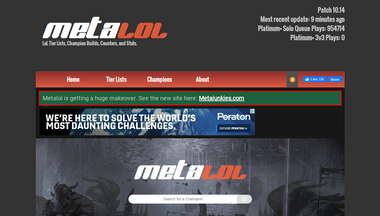 metalol.net Screenshot