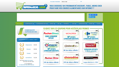 supermarche-ligne.fr Screenshot