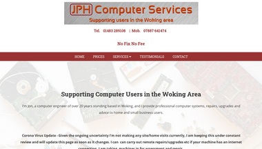 jph-services.co.uk Screenshot
