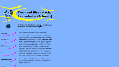 rischatsch-treuhand.ch Screenshot
