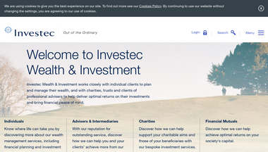 investecwin.co.uk Screenshot