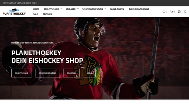 planethockey.de Screenshot