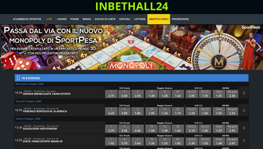 inbethall24.ru Screenshot