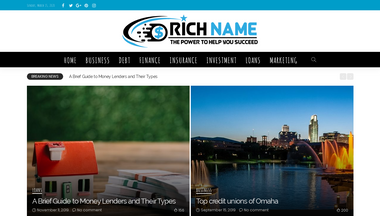 richname.net Screenshot