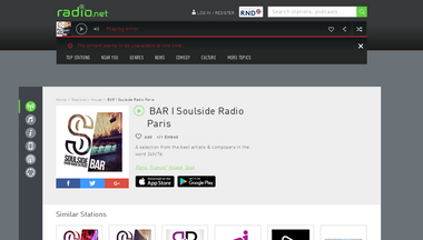 beatwinus.radio.net Screenshot