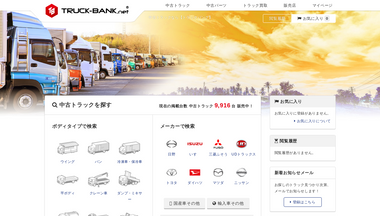 truck-bank.net Screenshot