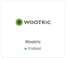 Wootric enabled in Segment