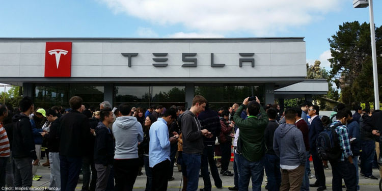 Tesla Owners and Fans, Sunnyvale