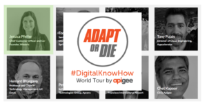Wootric at Apigee's Adapt or Die Conference