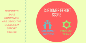 CES: New Ways SaaS Companies are Using Customer Effort Score