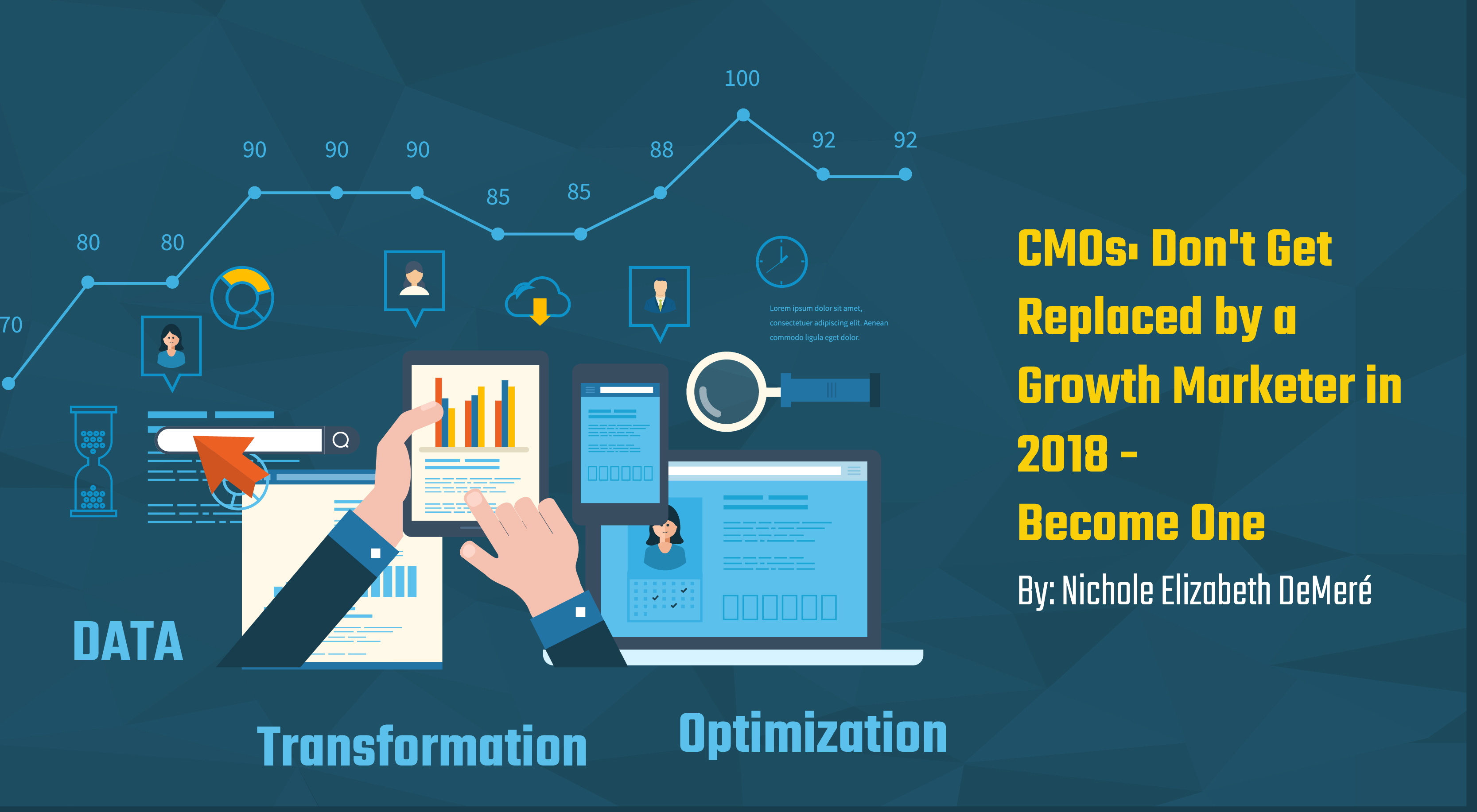 how to become a growth marketer