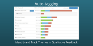 Automatically Analyze Qualitative Customer Feedback with Auto-tagging