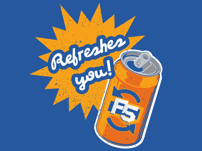F5 - Refreshes You [PIC]