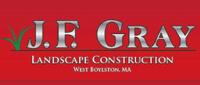 Website for J.F. Gray Landscape Construction