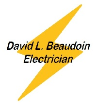 Website for David L. Beaudoin, Electrician