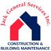 Website for Jack General Services, Inc.