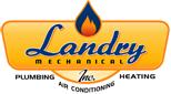 Website for Landry Mechanical, Inc.
