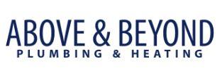 Website for Above & Beyond Plumbing & Heating