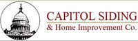 Website for Capitol Siding & Home Improvement Co., Inc.