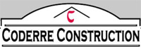 Website for Coderre Construction, LLC