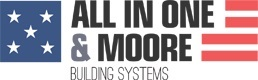 Website for All In One and Moore Building Systems
