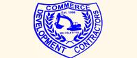 Website for Commerce Developers Construction, Inc.